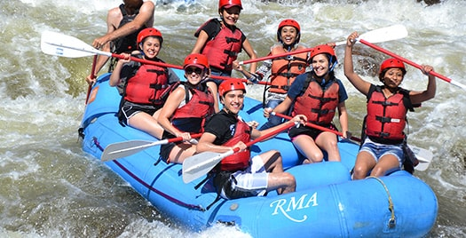 Introductory Raft Guide Training Class
